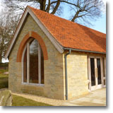 St Luke's Linch, Milland, Hampshire - Grade 2 Listed Church Extension