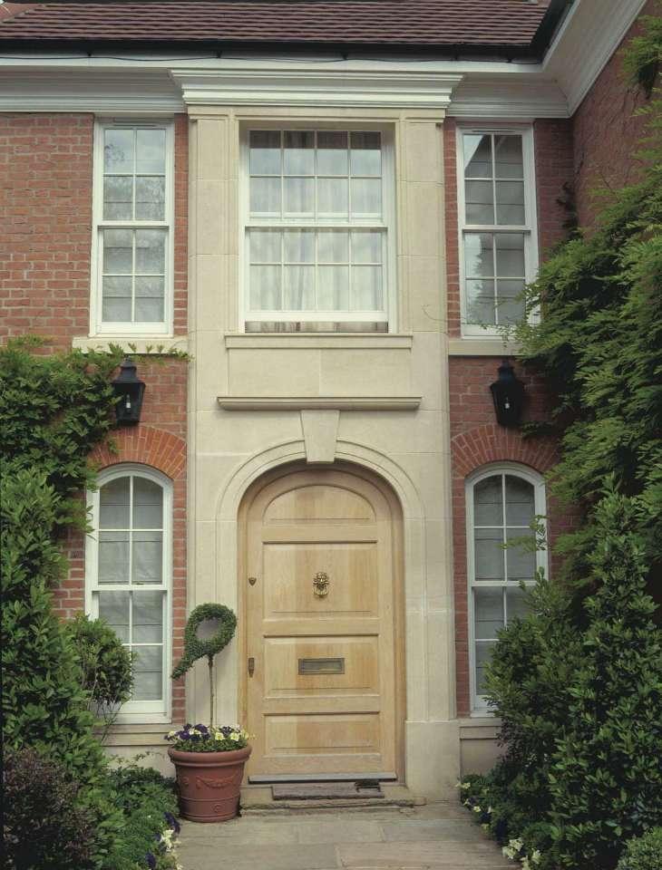 199 Wealden Sandstone Top Grade WSTG Masonry Home Park Road Wimbledon